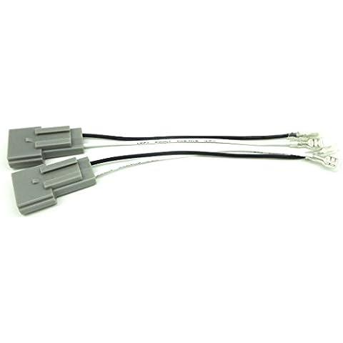 conpus IMC Audio 72–5512arnés de conector de altavoz para Ford Lincoln vehículos 1989-up ciudad coche 1990–2002Lincoln 72–5512ad940