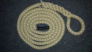 More Than Just Ropes 36mm Synthetic Hemp Climbing Rope (9987)