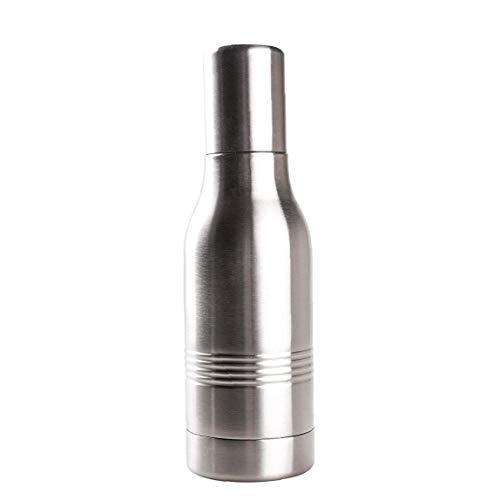 veklblan Edelstahl-Bierflasche Sleeves Metallflasche Isolierte Halter Und Isolator Zu Halten Getränke Colder Längerer Für Camping Grill Zufällige Farbe 12 Unzen -
