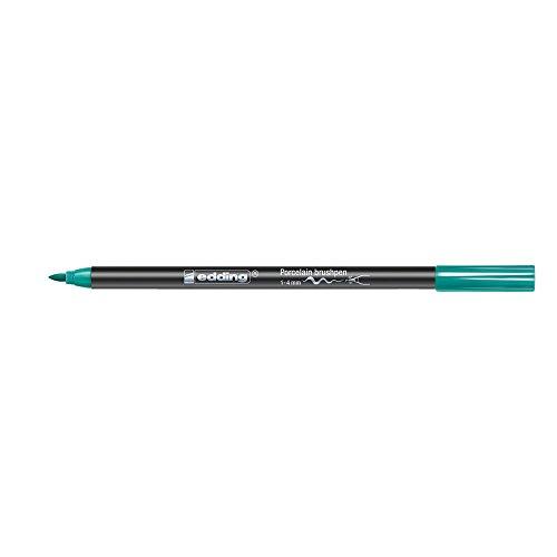 NEU Edding 4200 Porzellanstift, 1-4mm, türkis