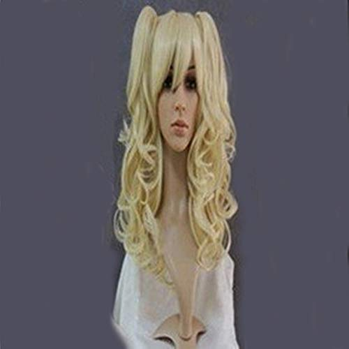 Trend jewelryPelucas sintéticas / Pelucas de Broma Ondulado Kardashian Estilo Corte a capas Sin Tapa Peluca Rosa Rojo Azul Mujer Pelo reflectante / balayage Rosa Peluca Larga hairjoy:Rubia
