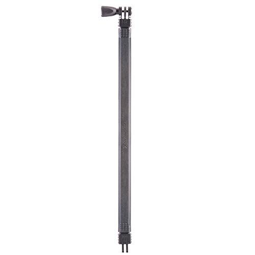 iSHOXS Xtension Neo L, stabiler Aluminiumkern mit einem widerstandsfähigen und elastischen TPU-Mantel umgeben, 37cm Erweiterung, biegbar (Aluminium-arm-set)