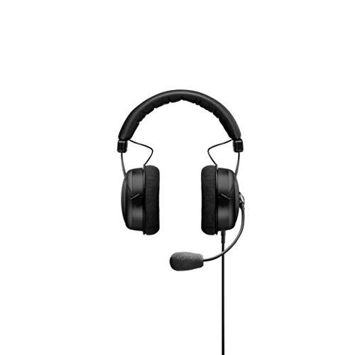 beyerdynamic MMX 300 Premium Over-Ear Gaming-Headset (2nd Generation) mit Mikrofon. Geeignet für PS4, XBOX One, PC, Notebook & Creative Sound Blaster Z Interne Soundkarte - 4