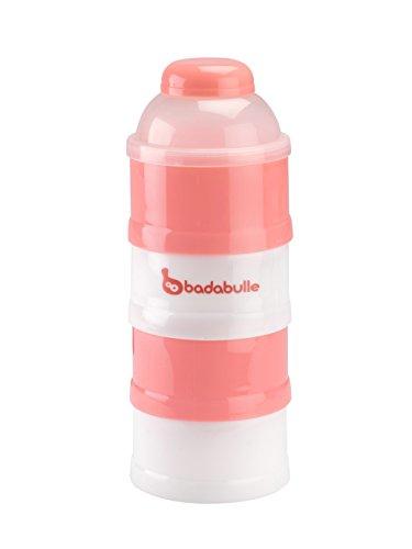Badabulle B004202 Milchpulver Portionierer, rosa
