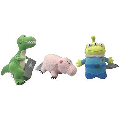 Preis Spielzeug Buzz Lightyear, Woody und Jessie Weiches Spielzeug-Puppe Set-Disney Toy Story Mini Bohne Sammlung (Rex/Alien / Hamm) (Puppe Jessie)