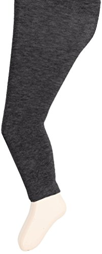 Sterntaler Unisex Baby Leggings Leggins Uni, Grau (Anthrazit Melange 592), 86 (Manufacturer Size:86)