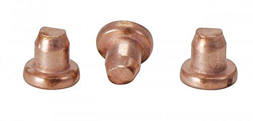 KS Tools 500.8575 - Remaches 3,0 x 4,5 mm de cobre recubierto 100-pack