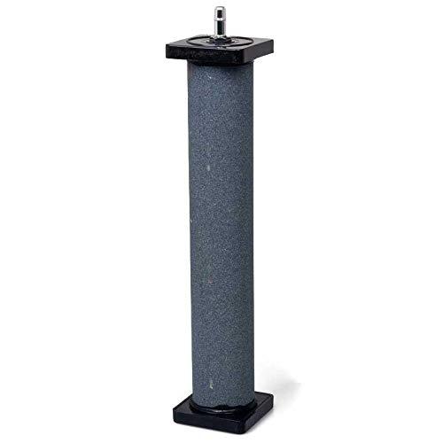 Wagner GREEN Ausströmer Hi-Oxygen Sauerstoff Belüfterstein für Teich und Aquarien. Luftstein zum Anschluss an Luftpumpe oder Sauerstoffbelüfter, Membranpumpe oder Kolbenkompressor (Zylinder 5 x 30 cm)