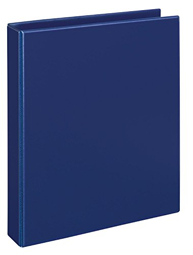 Veloflex Comfort 4143050 - Archivador de anillas (DIN A4, PVC), color  azul