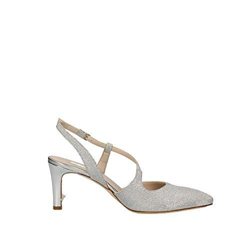 MELLUSO E1602 Sandalo Donna Argento
