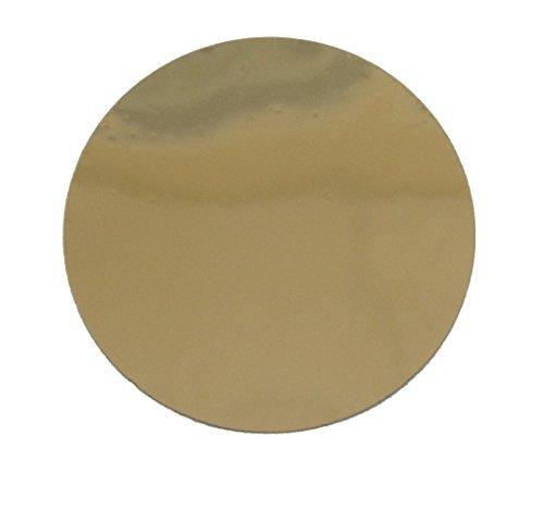 APC GmbH Kernporenfilter 25 mm/0,8 µm goldbedampft (50 Stück) -