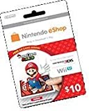 Photos with Mario AR Card - Mario Version (Includes $10 for Nintendo eShop) by Nintendo