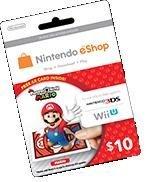 Photos with Mario AR Card - Mario Version (Includes $10 for Nintendo eShop) by Nintendo