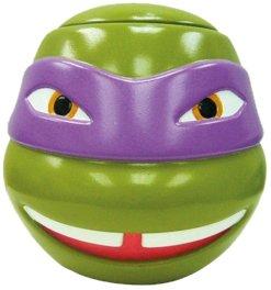 Turtles - Tasse 3D, 300 ml - Donatello (Ninja Turtle Gefüllte)