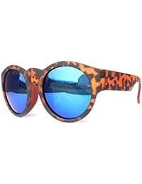 Sommerbrille Sonnenbrille Rund runde Gläser neue Kollektion Retro Vintage Style