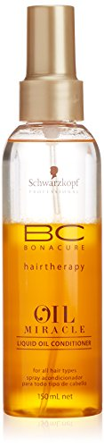 Schwarzkopf - Huile Miracle pour Cheveux - Conditioner Après-Shampooing - BC Bonacure Oil Miracle - 150ml