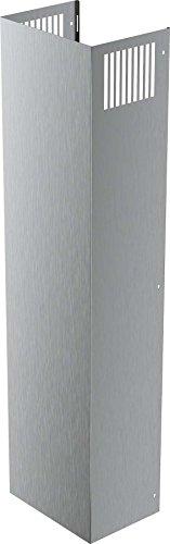 Bosch DWZ0AX5K0 Dunstabzugshaube/33 cm/Kanal Verlängerung mit Umluftschlitzen 1000 mm (Dunstabzugshaube Mit Kanal)