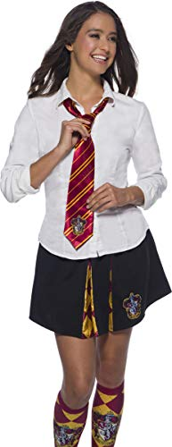 (Generique - Gryffindor-Krawatte Harry Potter rot-Gold)