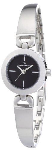 TOM TAILOR Damen-Armbanduhr XS Analog Quarz Edelstahl 5408201
