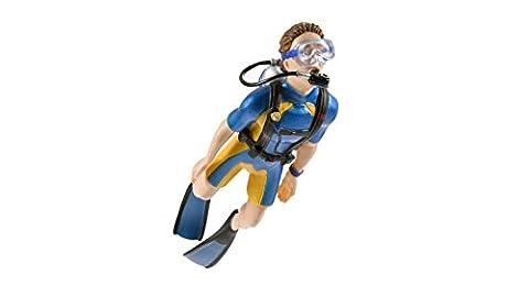 Plastoy - 2837-29 - Figurine - Animal - Kevin Le Plongeur