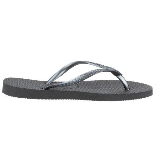 Havaianas h4000030-0040 Slim 4000030, Unisex - Erwachsene Sandalen Grau 0040