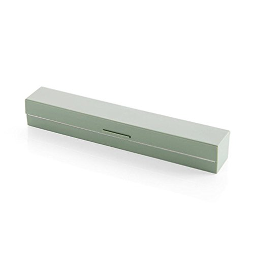 hunpta Vogue plástico cortador de papel de cocina y dispensador de film transparente de almacenamiento 3Color