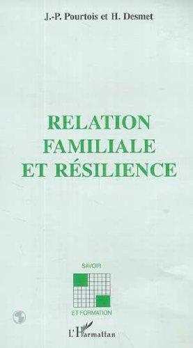 Relation familiale et résilience