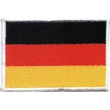 Parche / parche para coser con la bandera de Alemania.