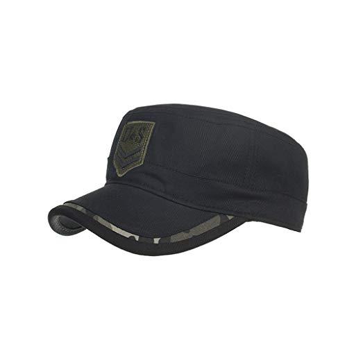 TWIFER Gorras algodón Lavado Caps Militares