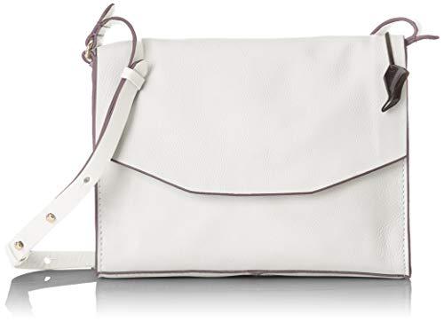 Clarks Damen Treen Island Umhängetasche, Weiß (White), Onesize - Frauen Für Clark Taschen