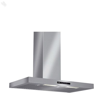 Bosch Stainless Steel Hood Chimney, 90cm (DWB09W851I)