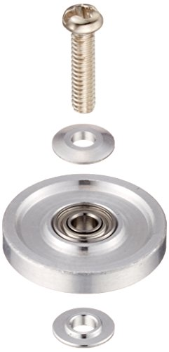 GP437 13mm All Aluminum bearing Roller 1/32 (Mini 4WD)