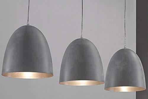 SalesFever NINTJE Lampe Suspendue à 3 Lampes Design Minimaliste 130 x 180 cm Classe énergétique A++ à E