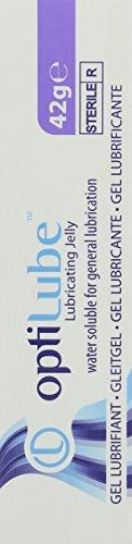 optiLube 1 Tube steriles Gleitgel 42g Gleitmittel