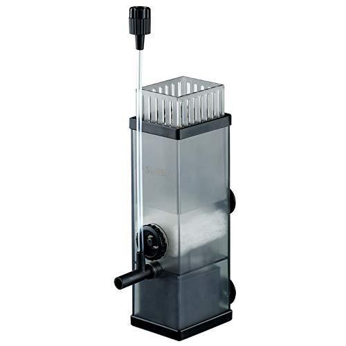 Terrarum Aquarium-Oberflächen-Protein-Entkalker, Ölfilm-Entferner, verstellbar, Luftdurchfluss, Wasserfilterpumpe für Aquarien - A, A -