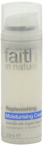 Faith In Nature Replenishing Moisturising Cream Hypoallergenic 50ml 7
