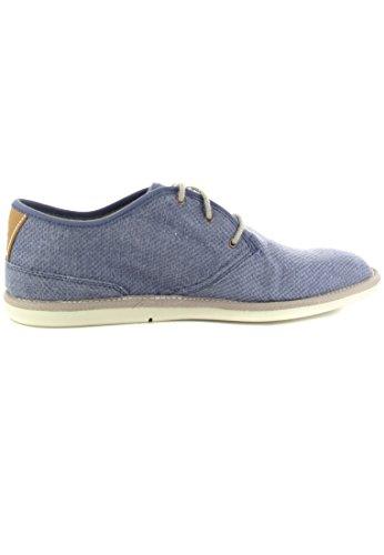TIMBERLAND - City Shuffler - Herren Sneaker - Blau Schuhe in Übergrößen, Größe:50 -
