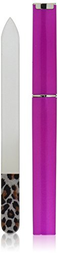 Precision Beauty Glass Nail File with Case by Precision Beauty
