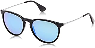 Ray-Ban - lunettes de soleil - RB4171 - Homme - Noir (Gestell: schwarz Glas: blau verspiegelt 601/55) - 54 mm (B00KIIWVM4) | Amazon price tracker / tracking, Amazon price history charts, Amazon price watches, Amazon price drop alerts