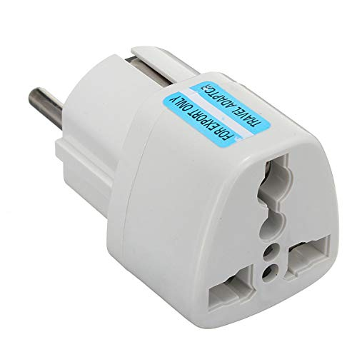 ILS. - Universal AU US UK to EU Europe Plug AC 250V Power Travel Adapter Plug
