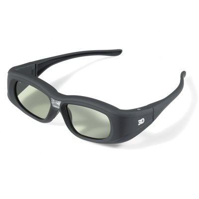 LG, wiederaufladbare Active-3D-Brille, kompatibel mit AG-S110 (Lg 3d-brille)