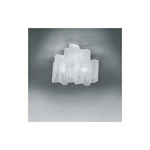 Artemide Logico Soffito 3x120°, blanc