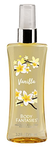 Body Fantasies VANILLA Parfum Body Spray 94 ml (Spray Parfüm Fantasia)