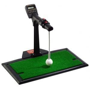 Silverline Tolles Golfgeschenk Indoor-Golftrainer: Digital Swing Guider S1