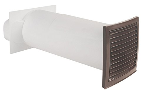 Timloc Power 150 plat Canal 230 x 80 mm avec clapet et tube télescopique * 529315
