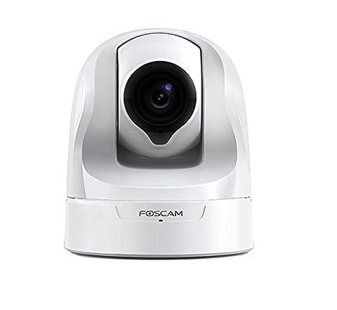Foscam FI9826W Caméra IP Motorisé Wi-Fi Sans P2P (4 Mm Specchio)