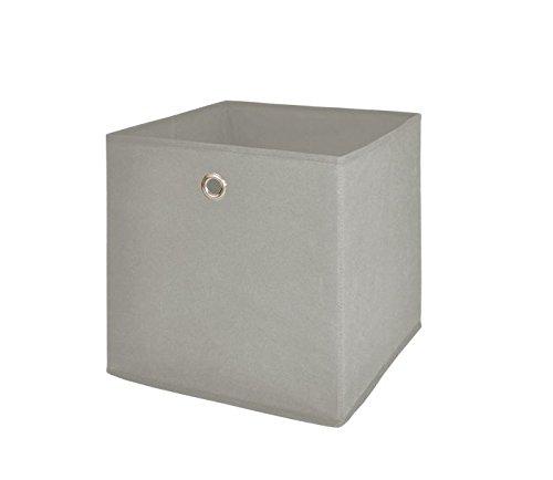 intertrade-1535-faltbox-3-er-set-beta-1-stoff-optik-32-x-32-x-32-cm-schlamm
