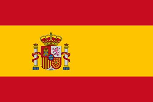 TENNER.LONDON Bandera España Londres planchar serigrafía