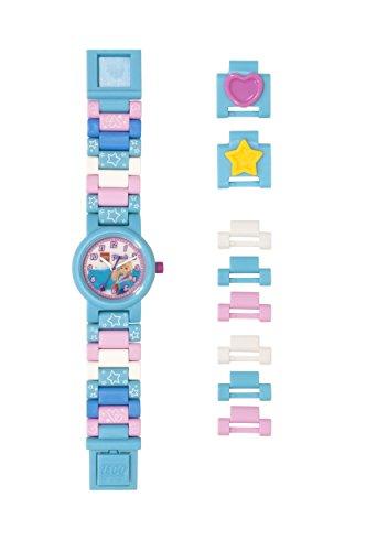 8cbe4dcbed5f Reloj infantil modificable 8021254 de Stephanie de LEGO Friends con pulsera  por piezas