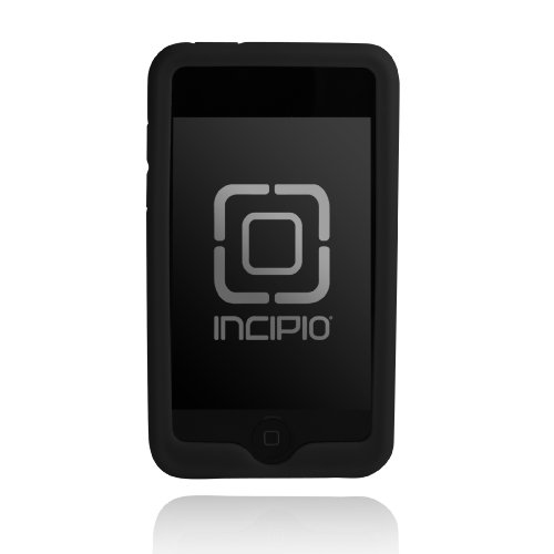 Incipio IP-830 dermaSHOT Silicone Sleeve | iPod Touch 2G/3G | Black Incipio Ipod Touch